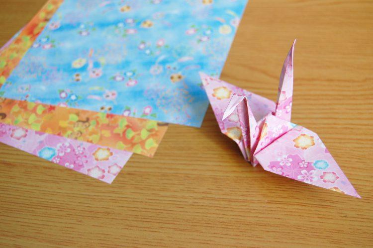 折り紙の 折り紙の紙 : free-materials.com