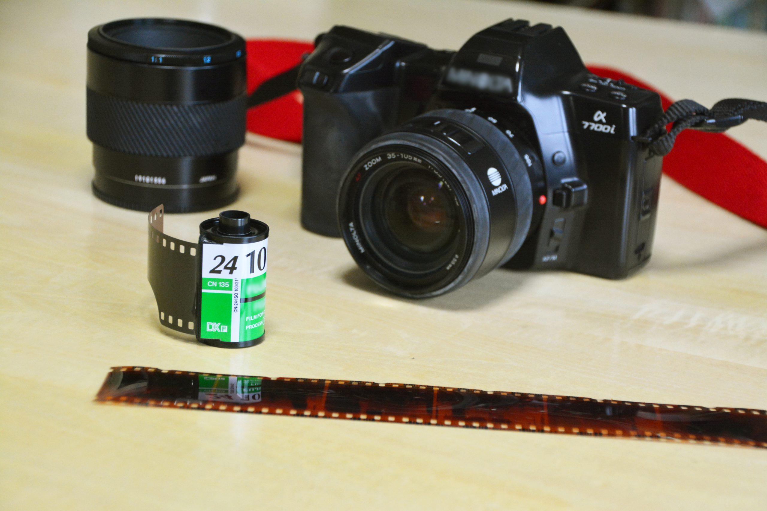 フィルムカメラ01